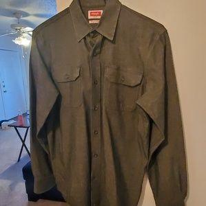 Men's Wrangler Jean Shirt